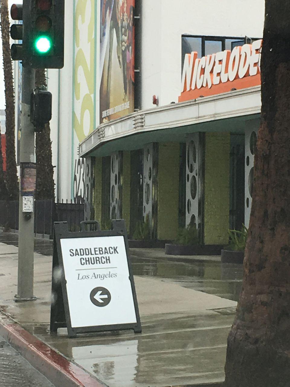 Experiencing Los Angeles: August 2016