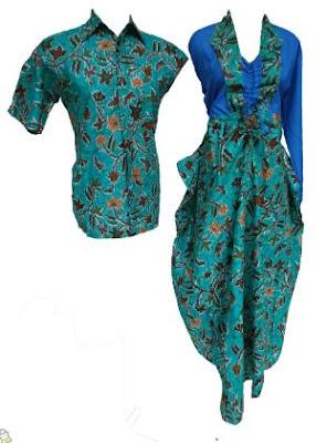25+ Contoh Model Baju Batik Anak Muda Desain Terbaru 2018