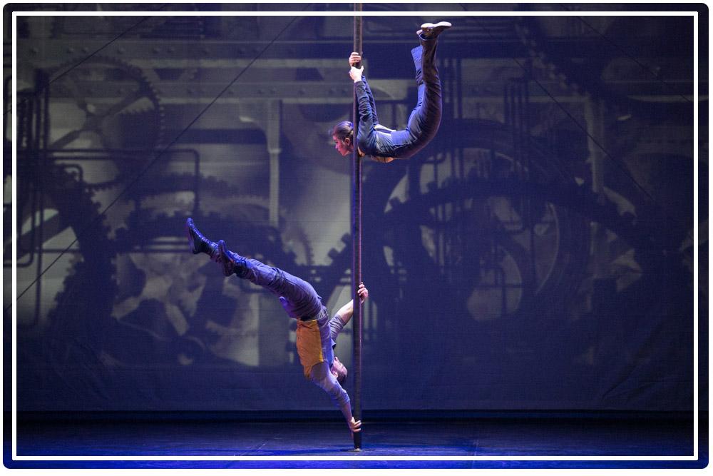 cirque contemporain compagnie