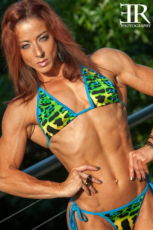Female Fitness Model Jodi Miller