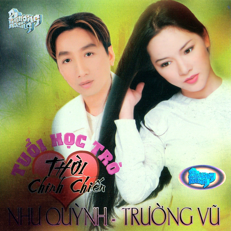 Phượng Hoàng CD102 - Như Quỳnh, Trường Vũ - Tuổi Học Trò Thời Chinh Chiến (NRG)