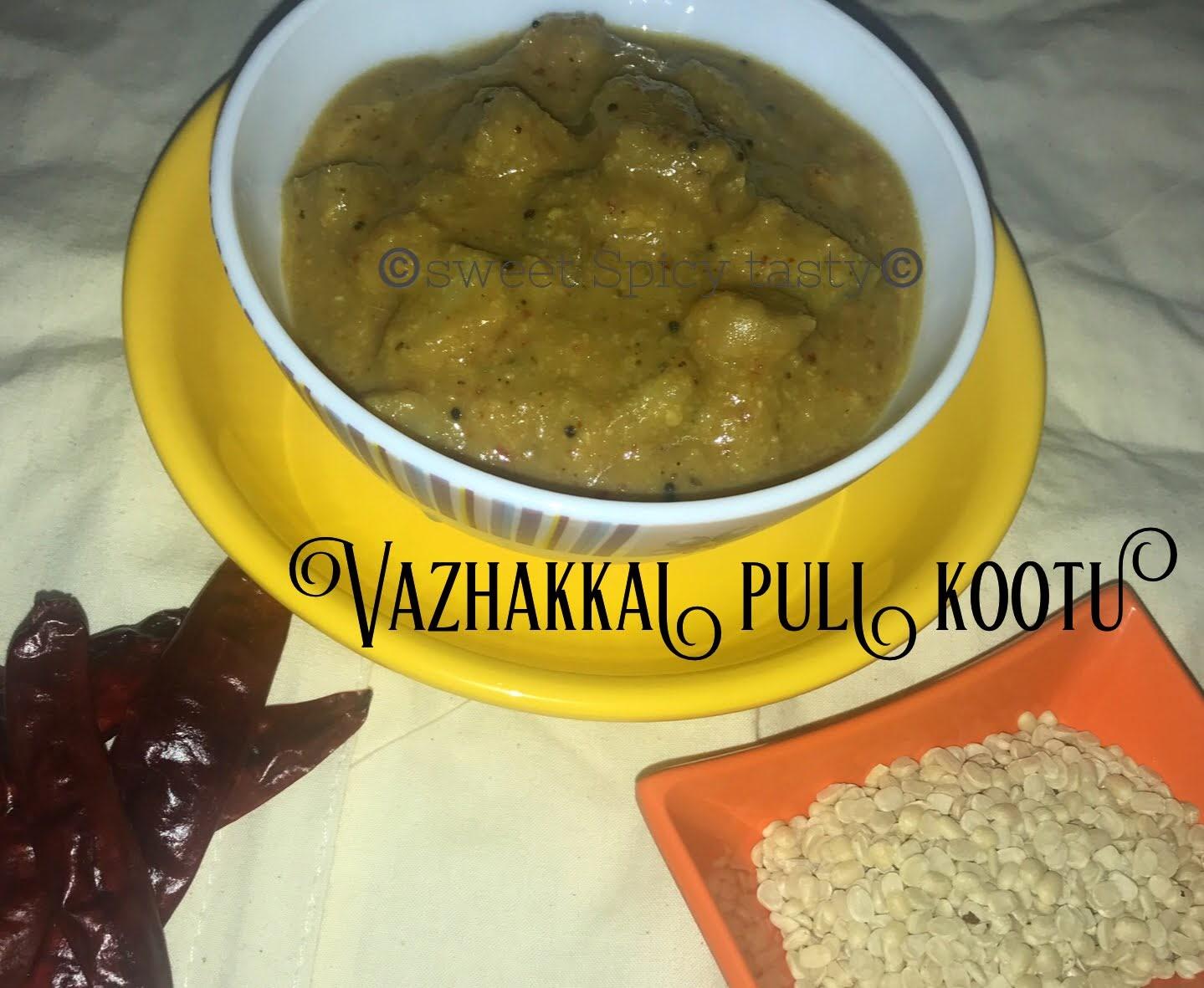 3870e419b3bc handful of boiled chick peas 5-6 tablespoons boiled and mashed thoor dhall    thuvaram paruppu 2-3 tsp sambar powder 1 tsp jaggery powder