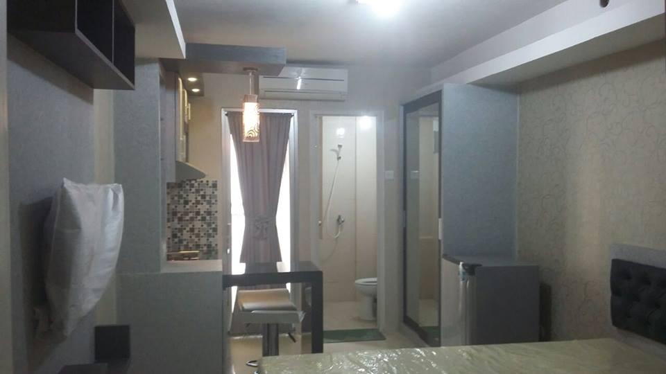 Cv tridaya interior interior apartemen studio kalibata for Interior apartemen studio