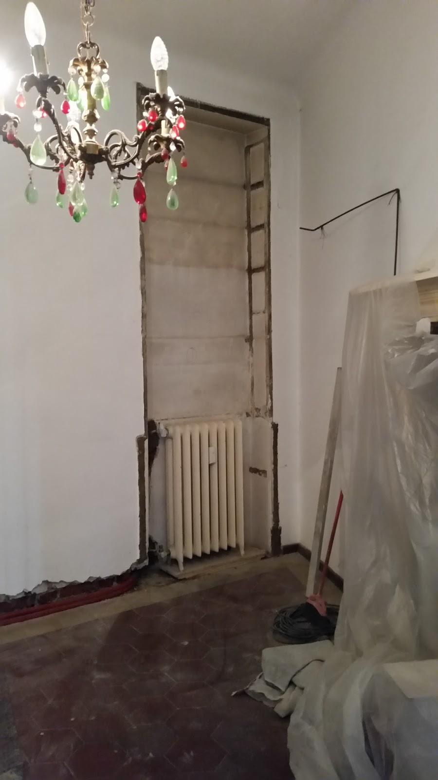 Appunti di architettura spostamento dei termosifoni nelle for Case d epoca