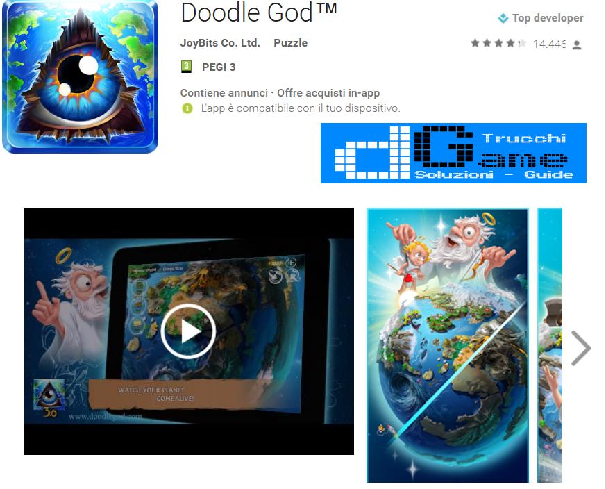 Soluzioni Doddle God di tutti i livelli | Walkthrough guide