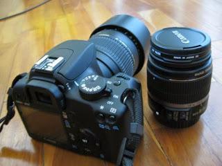 Jenis-jenis Kamera