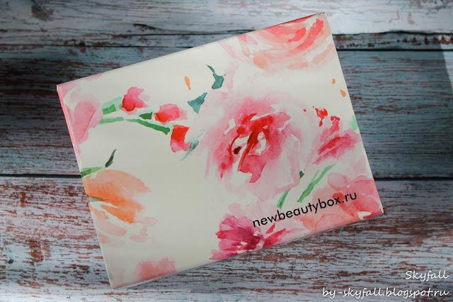 коробочка Asia Box совместно с бьюти-блогером Анной Пак, NewBeautyBox