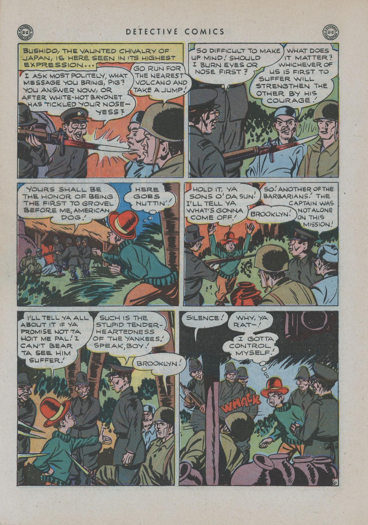 Read online Detective Comics (1937) comic -  Issue #108 - 44
