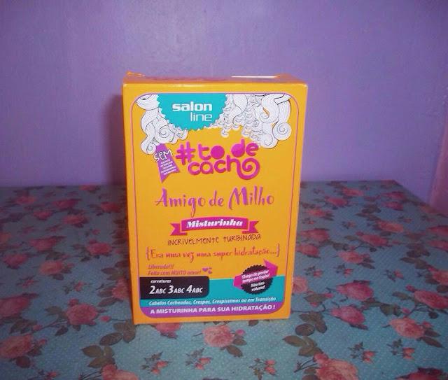 Amigo de Milho Salon Line  Resenha