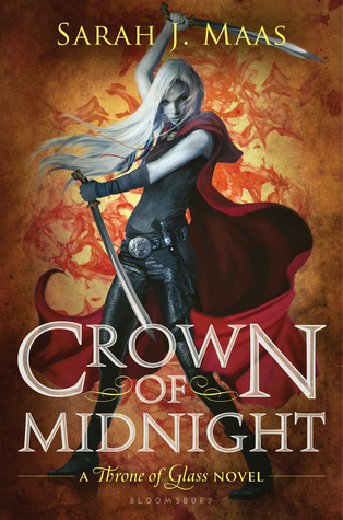 Crown of Midnight (Throne of Glass #2) - Sarah J. Maas