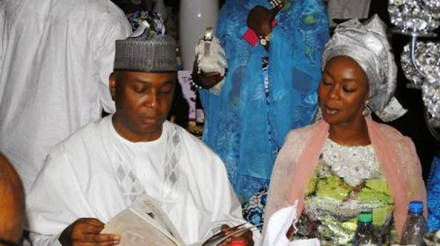Witness: Saraki, wife co-owned company used to buy undeclared property