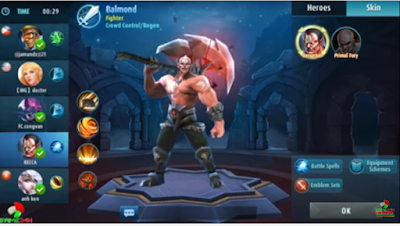 Download Game Mobile Legends: Bang bang Apk