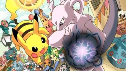 pikachu vs Mewto Pokemon Go