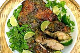 Airfried Thai Baked Chicken