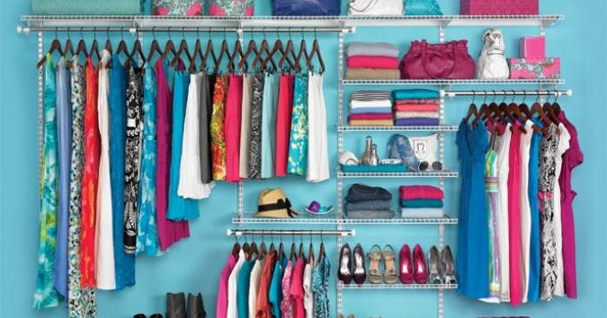 Organizzare il guardaroba primavera estate scarica la for Organizzare il giardino di casa