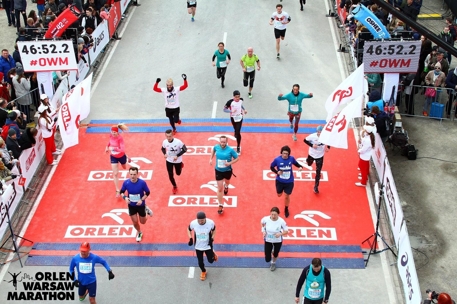 Meta 10km Orlen Warsaw Maraton