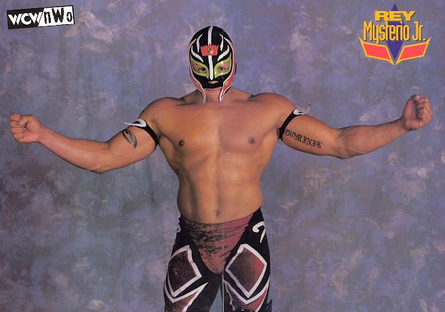 WCW - Rey Misterio, Jr