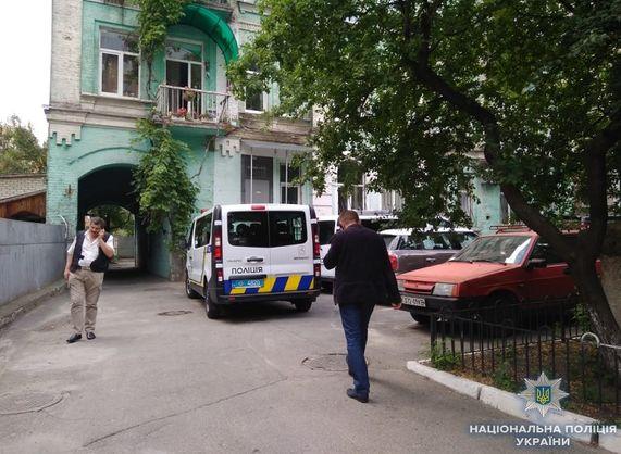 Поліція Києва знайшла викраденого сина лівійського дипломата