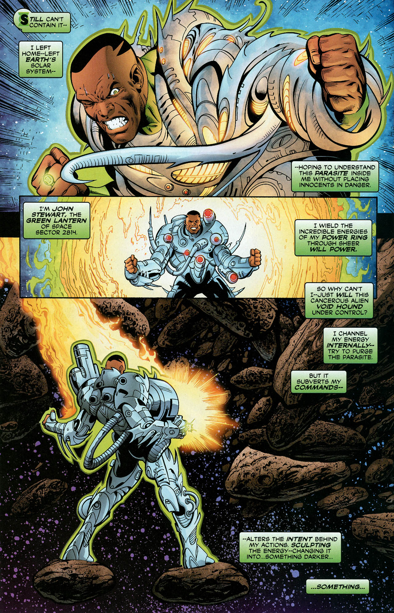 Read online Trinity (2008) comic -  Issue #23 - 19