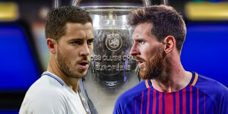 Chelsea vs Barcelona Live Streaming online Today 20.02.2018 Champions League