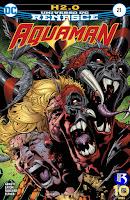 DC Renascimento: Aquaman #21