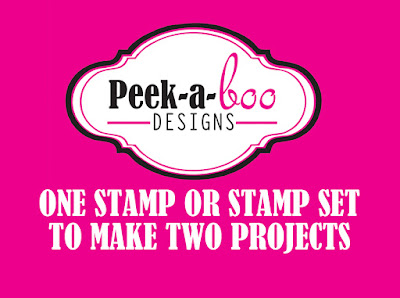 CHALLENGE 5# Use atleast one same stamp in two cards