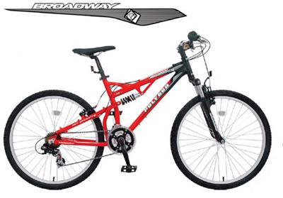 Spesifikasi dan harga sepeda polygon broadway 2.0 Polygon