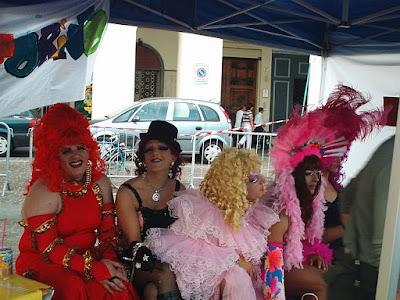 Drag Queen Torino Pride 2006