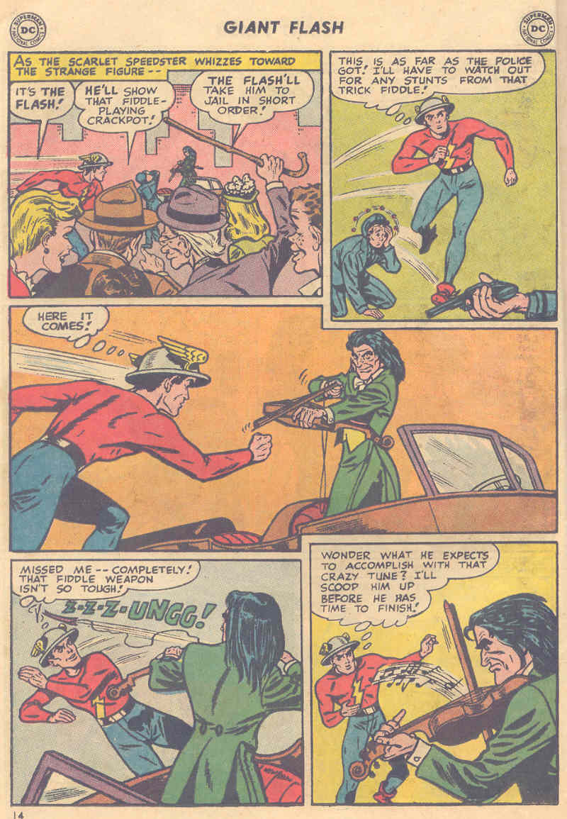 Read online All-Flash comic -  Issue #32 - 4