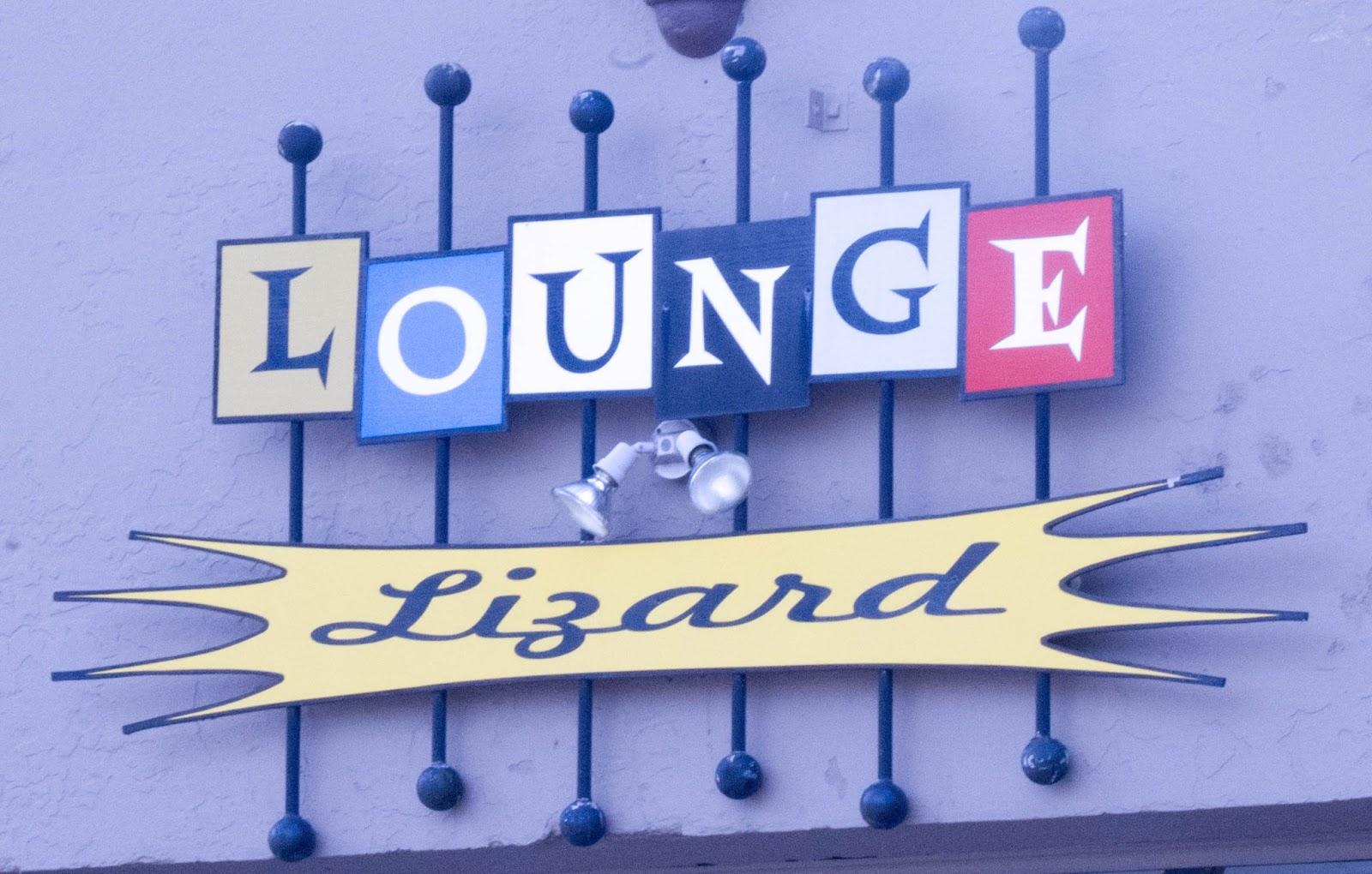 Portland Vintage: Lounge Lizard - Hawthorne and SE 13th