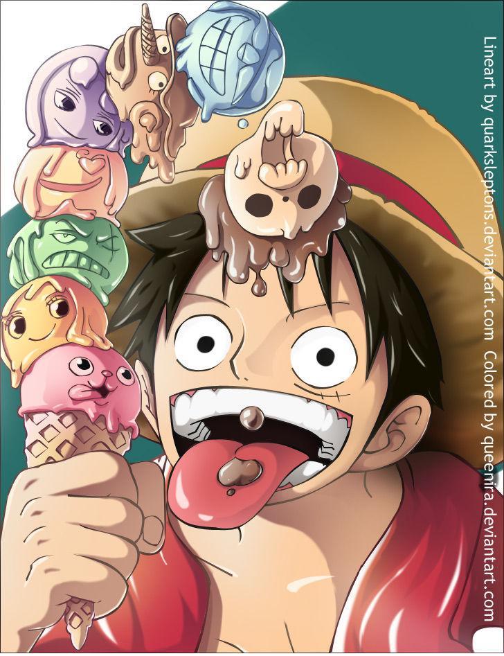 One Piece Ch 809: Master Nekomamushi