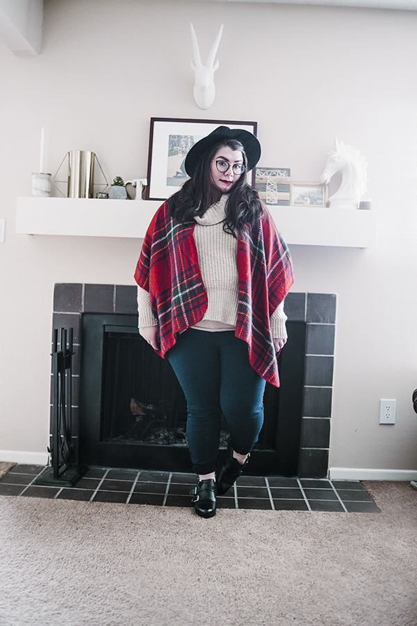 It's Still Winter fashion outfit style winter fashion modcloth thrifted
