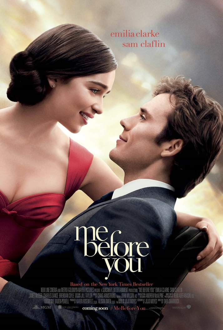 Póster: Me Before You