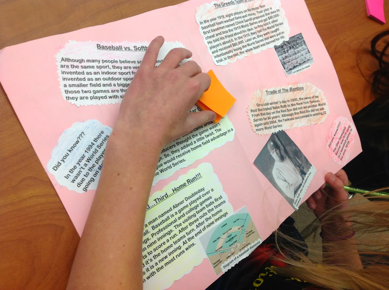 Teaching With A Mountain View Nonfiction Text Structures Amp Features Cumulative Assignment