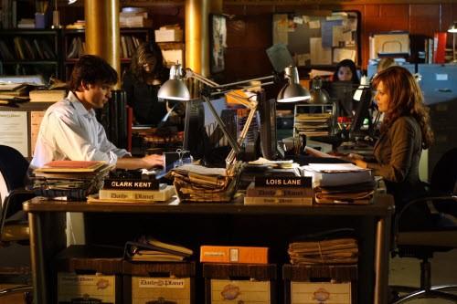 Smallville - Season 8 Episode 02: Plastique