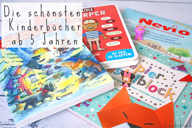 Die schönsten Kinderbücher ab 5 Jahren