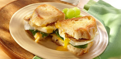 sandwich - menu sarapan simple