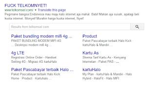 Website Telkomsel Di Hack, Siapakah Pelakunya?