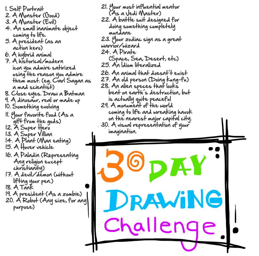 30 tage po challenge