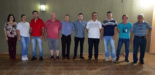Wilson Fernando da Silva é o novo presidente do PPS em Roncador