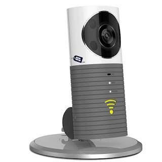 Clever Dog Smart Wireless Security Camera - Grey