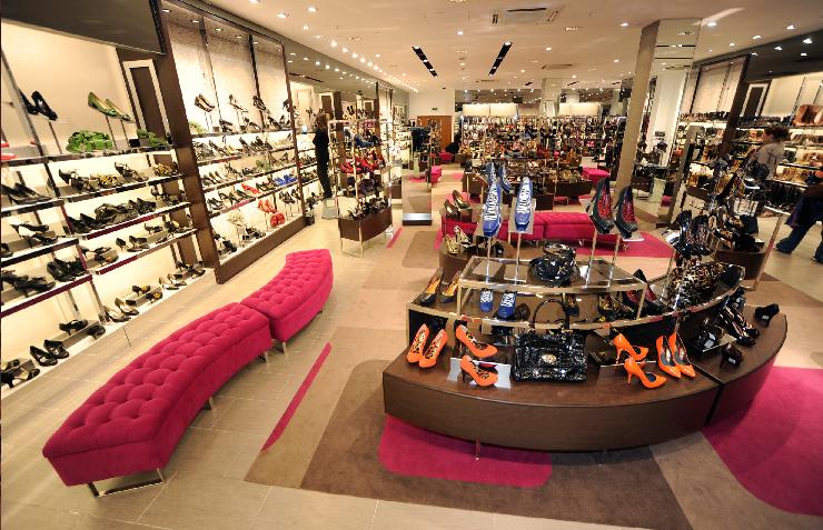 d244b8c0a Onde comprar sapatos femininos em Miami e Orlando