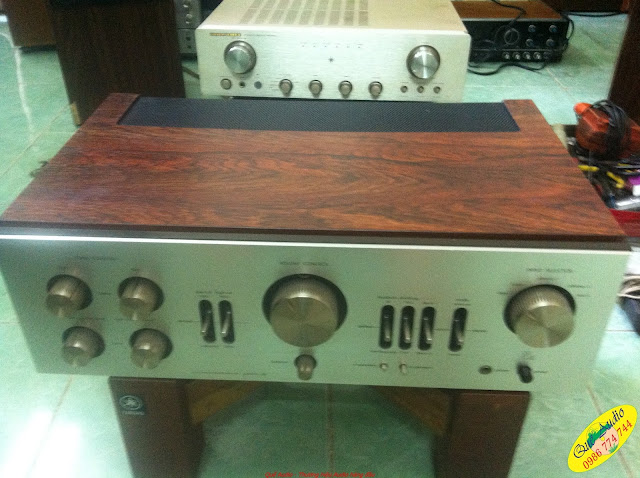Amply Luxman L80 - Made in Japan