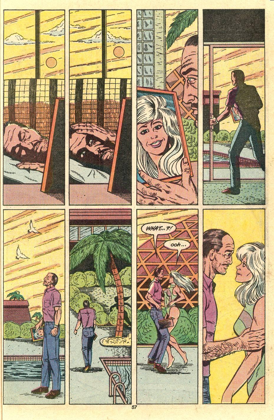 Read online Secret Origins (1986) comic -  Issue #50 - 60