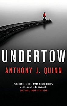 Promoting Crime Fiction by Lizzie Hayes: 'Undertow' by