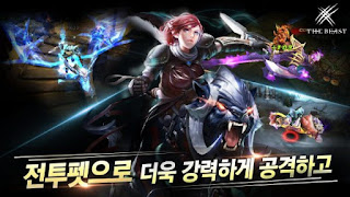 The Beast (Korean) Apk v1.0.2 Mod