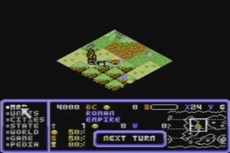 Indie Retro News: 8-bit Civilizations - Ambitious project for a
