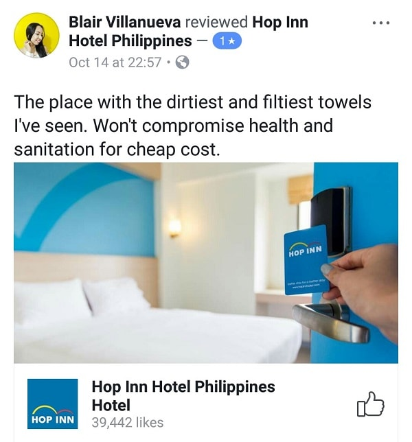 Review: Hop Inn Hotel Makati