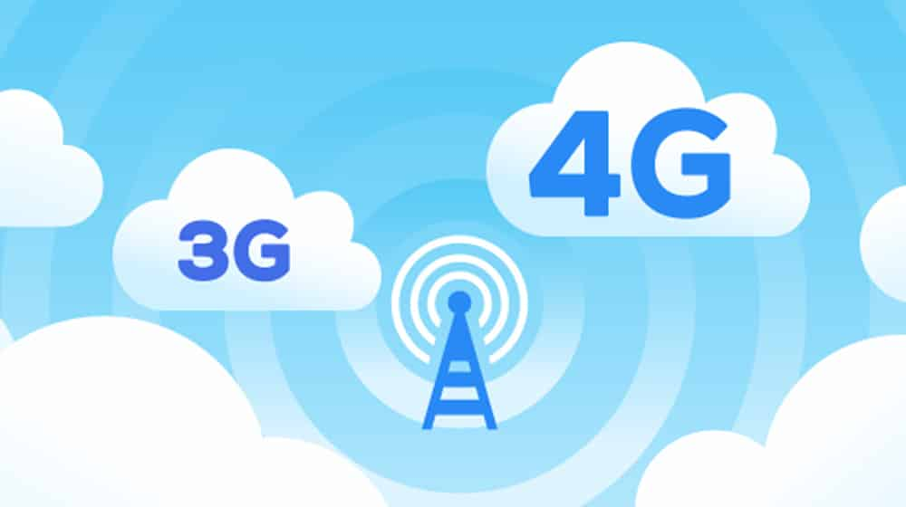 More than 56 million Pakistani People are using  3G/4G network