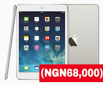 APPLE I PAD AIR' HD Retina (NGN68,000)